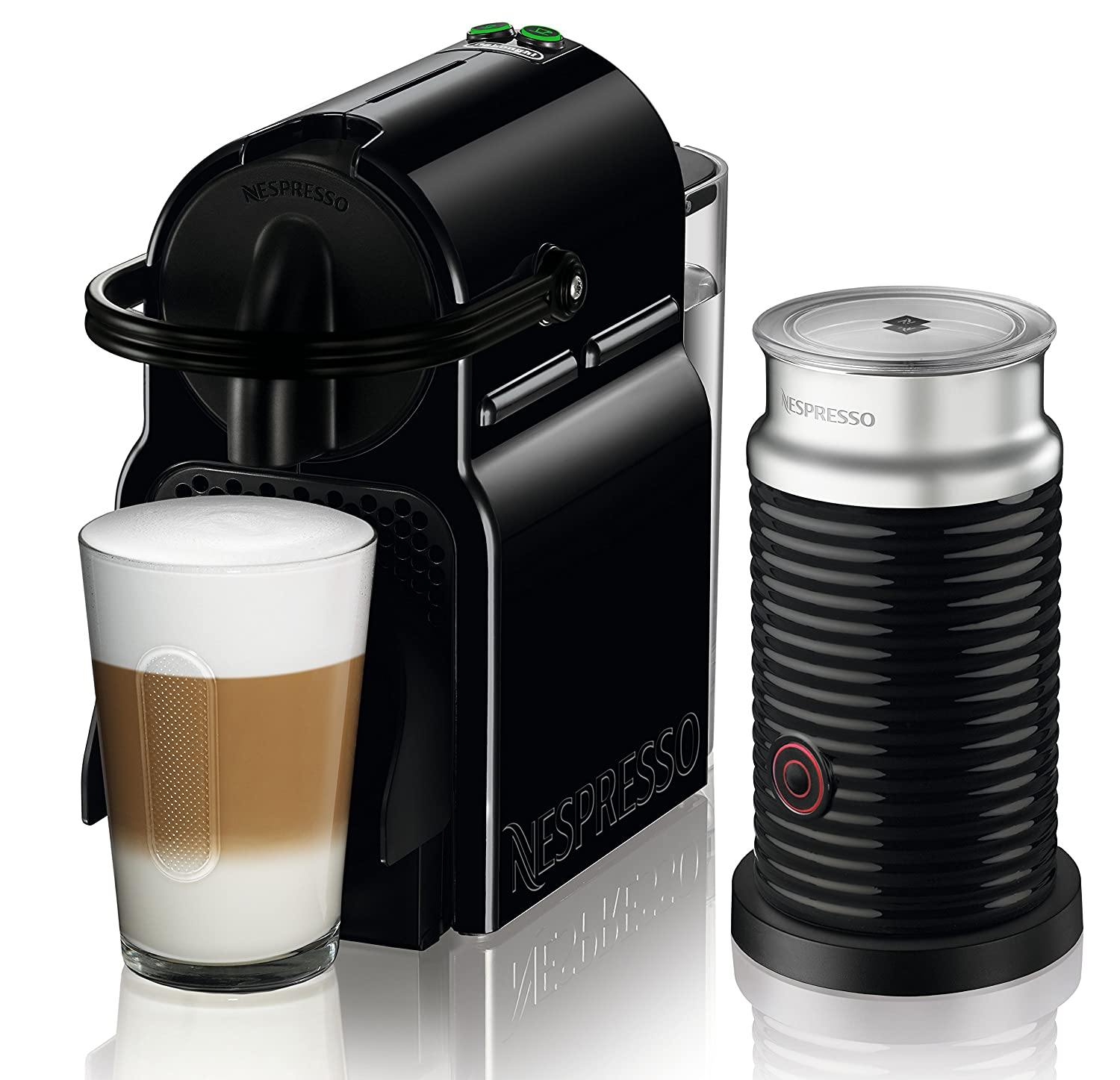 Nespresso (DeLonghi) Inissia Capsule Coffee Machine