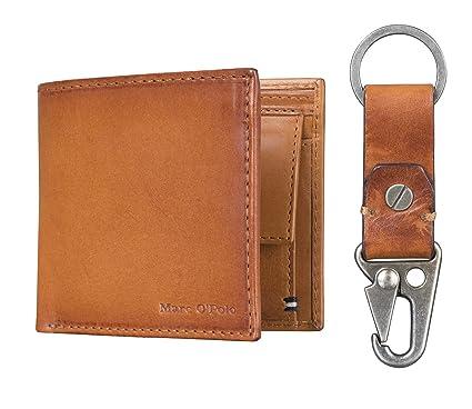 07df5d7b9bbd1 Marc O´Polo Herren Geldbeutel Portemonnaie Geldbörse mit Schlüsselanhänger  4975