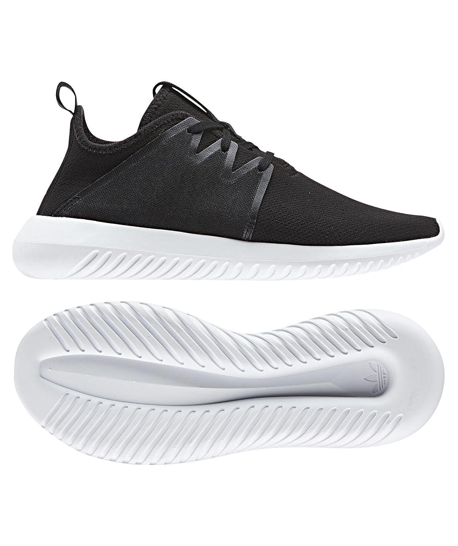 adidas Damen Tubular Viral2 W Fitnessschuhe  37 1/3 EU|Schwarz (Negbas/Negbas/Ftwbla)