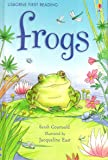 Frogs (First Reading) (Usborne First Reading)