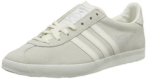 adidasGazelle OG - Zapatillas Mujer, Color Blanco, Talla 36 EU: Amazon.es: Zapatos y complementos