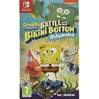 SpongeBob SquarePants Battle for Bikini Bottom Rehydrated (Nintendo Switch)