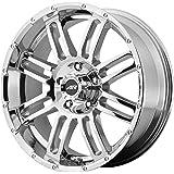 "American Racing AR901 Bright PVD Wheel (17x8.5""/6x139.7mm, +20mm offset)"