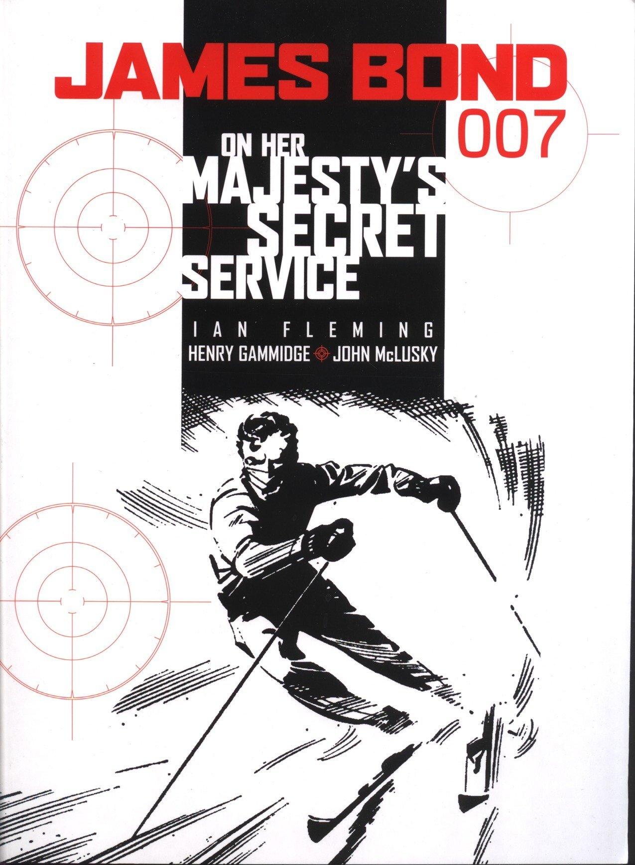 James Bond: On Her Majesty's Secret Service by Titan Books