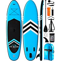 FITPULSE Paddle Board Inflatable Paddle Boards for Adults Inflatable Sup Inflatable Stand Up Paddle Board Inflatable…