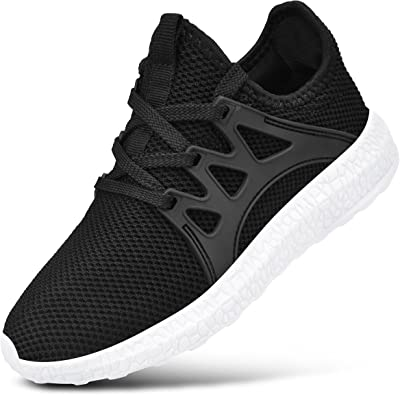 satisfied Kids Sneaker Mesh Breathable Athletic Running Tennis Shoes for Boys Girls