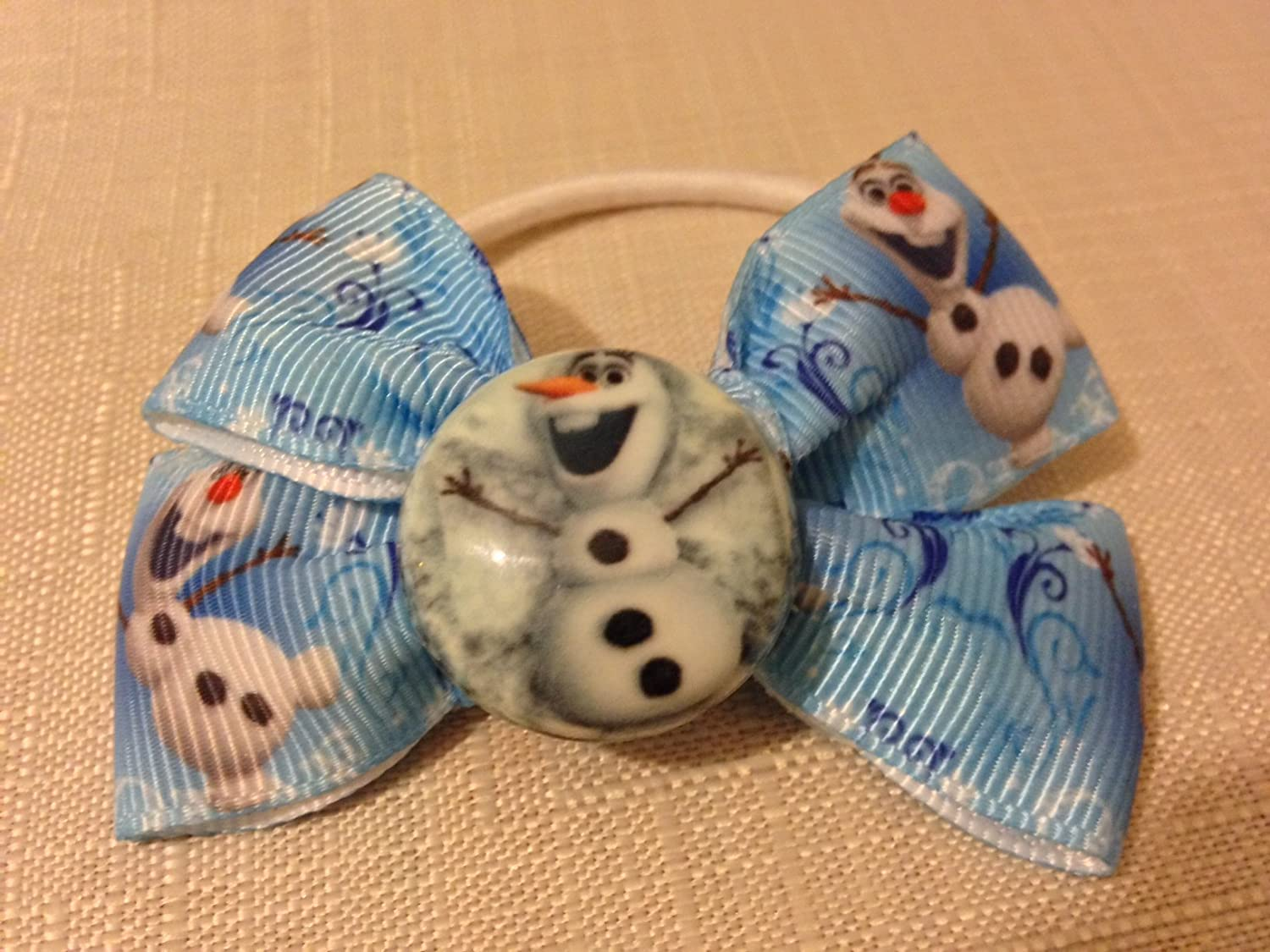 Frozen Olof Fashion Hair Bobble. Accessori per capelli Favour Studio by Jolene