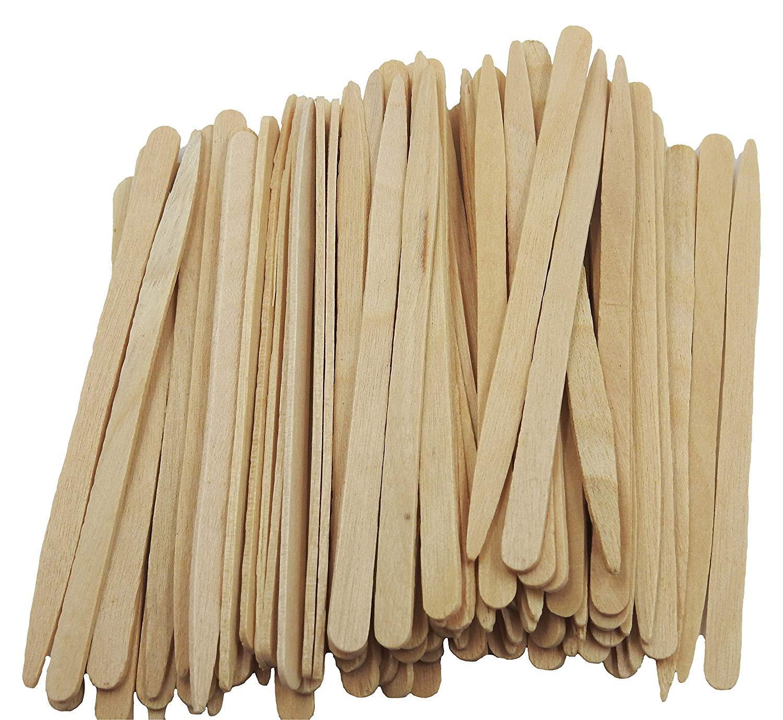 3.5 Length Craft Picks 90-1000 Wooden Craft Picks Pack of 1000 0.1 Height 0.2 Width