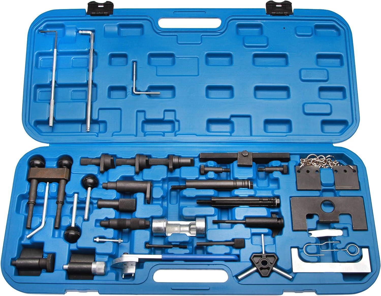 Zahnriemen Spezial Werkzeug Motor Einstellwerkzeug Arretierungswerkzeug Steuerriemen Im Werkzeugkoffer Auto