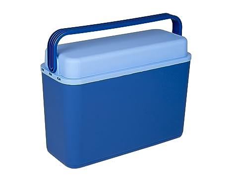 No Label - Nevera portátil, Color Azul, 12 L: Amazon.es: Deportes ...