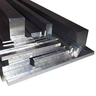 Alu Rechteckrohr 60 x 30 x 2 mm Aluminium AlMgSi0,5 Profilrohr Profil Aluprofil Rohr 50 cm 2 Stck.