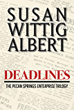 Deadlines: A Novella (The Pecan Springs Enterprise Trilogy Book 1)