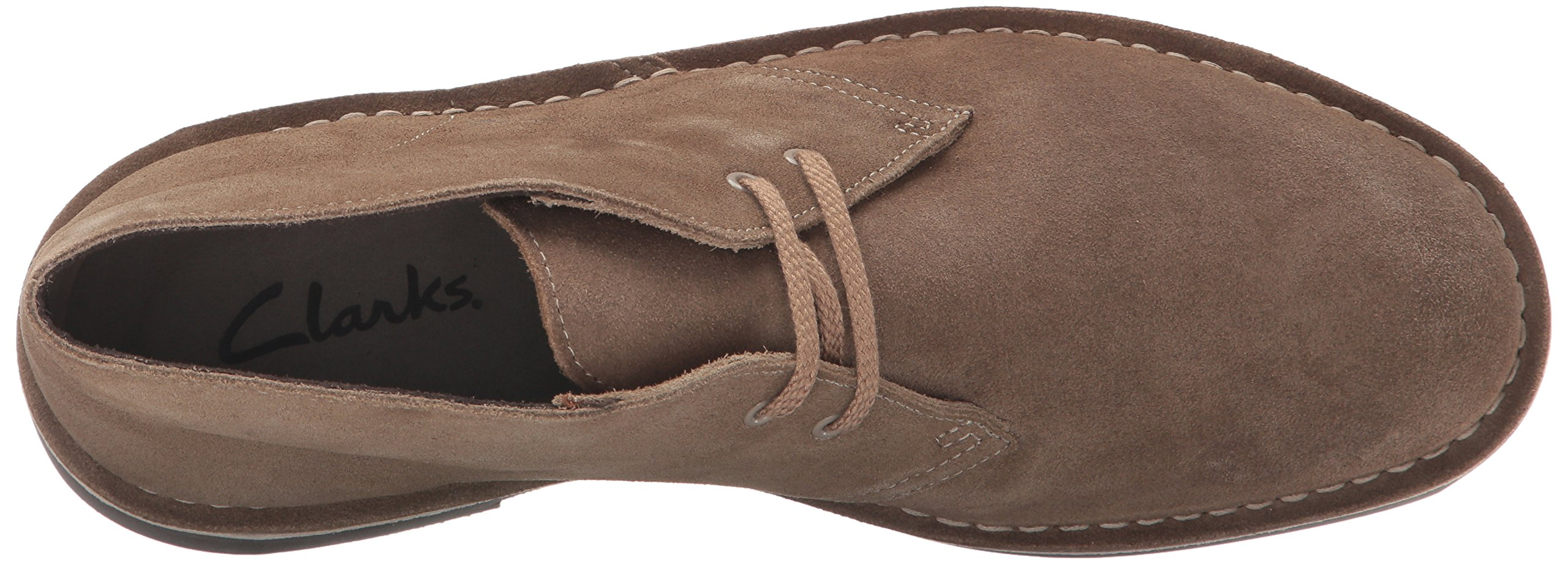 Clarks Men's Bushacre 2 Chukka Boot,Sand Sable,10 M US by CLARKS (Image #8)