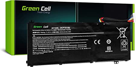 Green Cell Ac14a8l Laptop Battery For Acer Aspire Elektronik