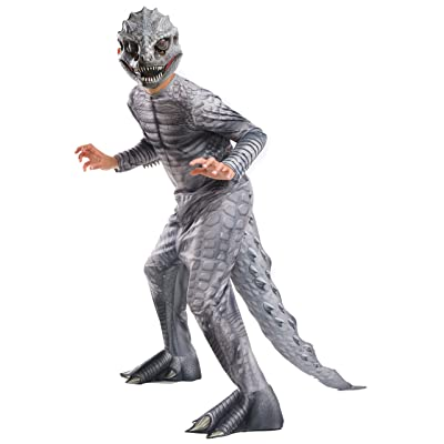 Rubie's Jurassic World Indominus Rex Child Costume, Small: Toys & Games