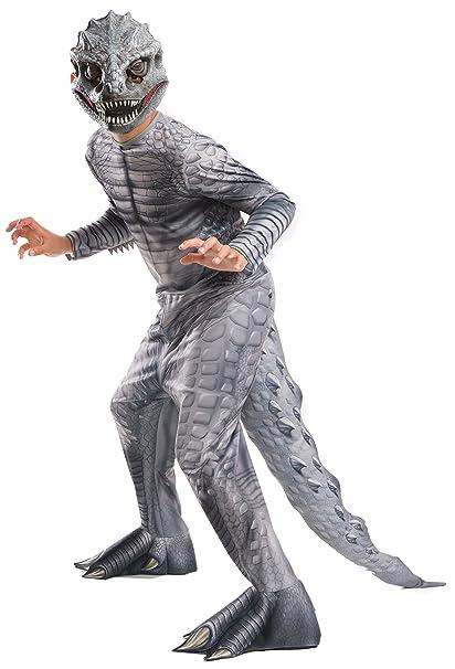 Rubie\u0027s Jurassic World Indominus Rex Child Costume, Large