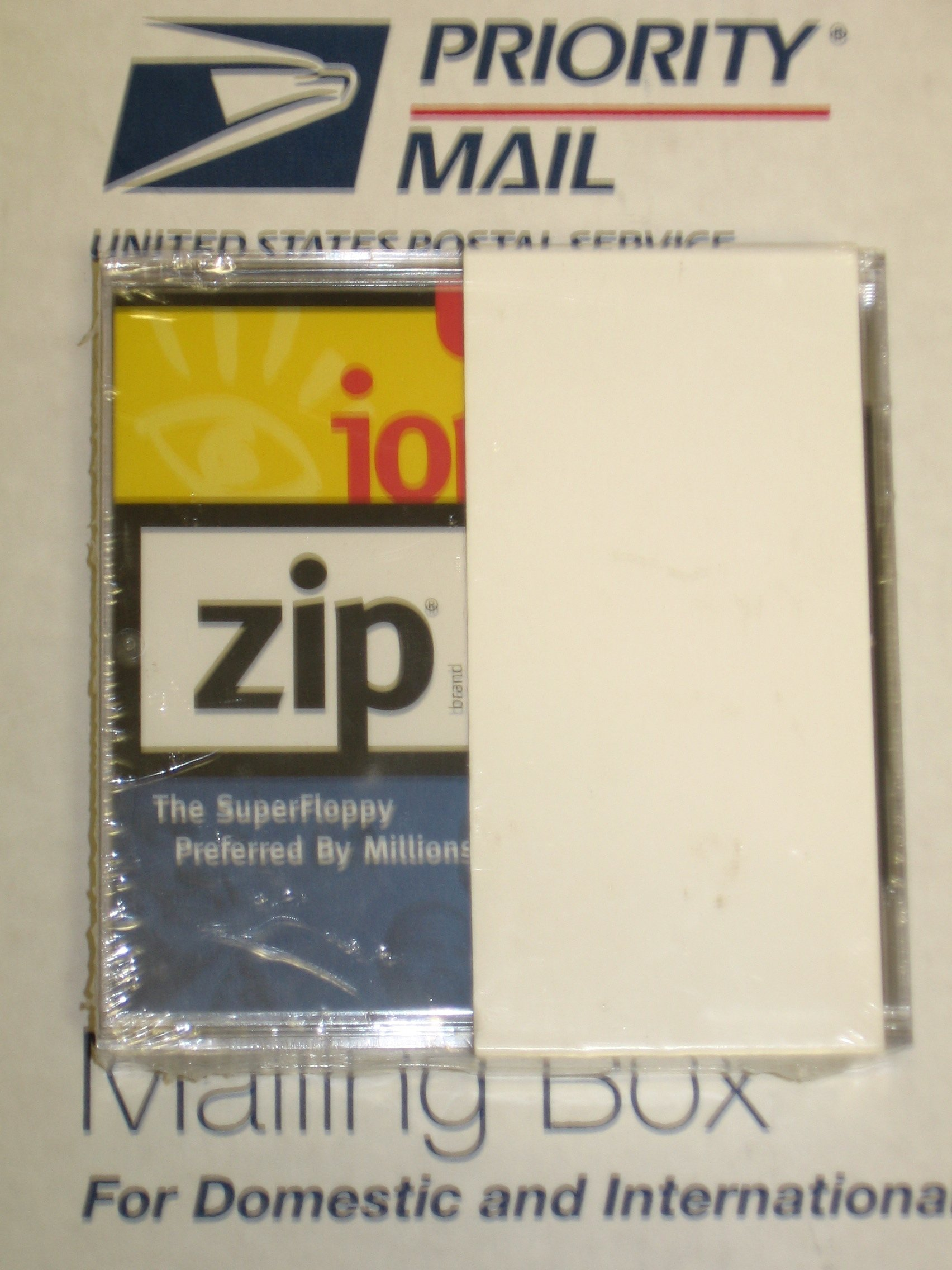 Iomega 2PK ZIP 250MB CLAMSHELL PC/MAC ( 32623 )