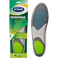 Dr. Scholl's RUNNING Insoles // Reduce Shock and Prevent Common Running Injuries: Runner's Knee, Plantar Fasciitis and…