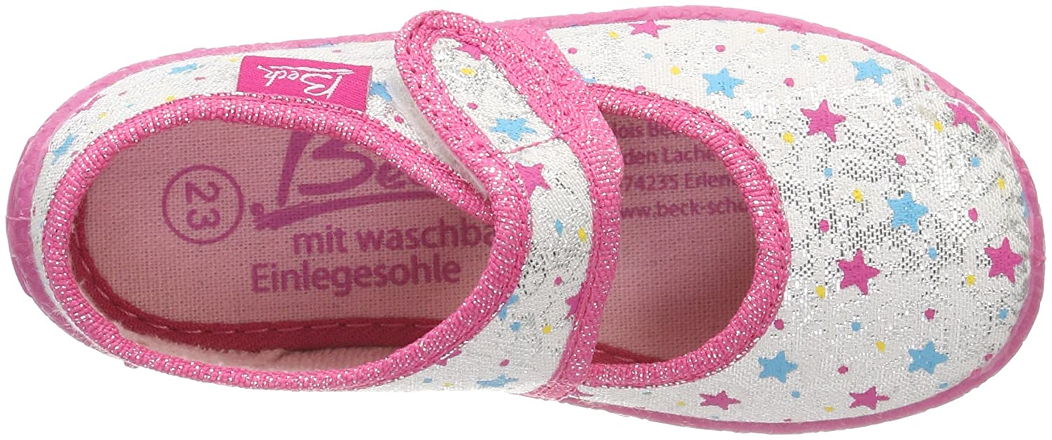 Beck Sternchen Chaussons Bas Fille