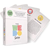 The WeDo Game - Baby Edition - Newborn Gifts for New Parents Smart Parenting Tool Einstein Brain Development Learning Play Activities Activity Center Ideas for Babies Newborn Girl Boys