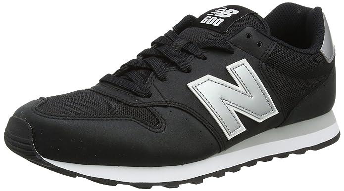 New Balance 500 Core Sneakers Herren Schwarz