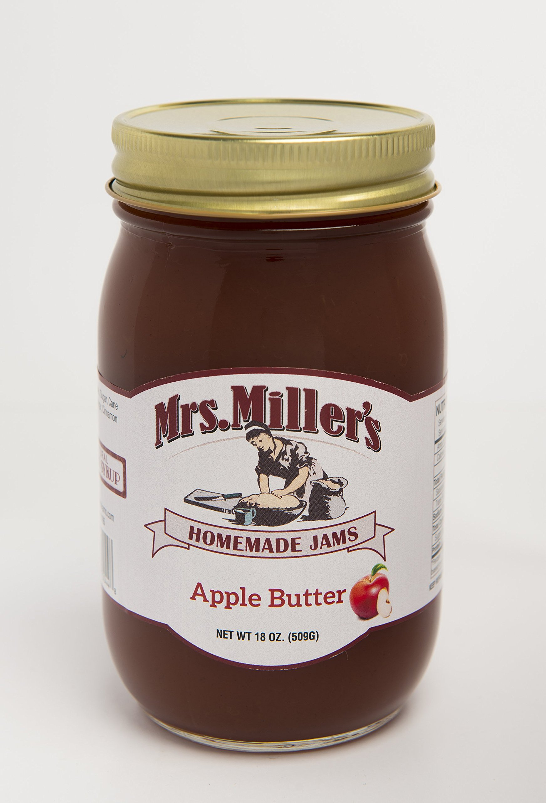 Mrs Miller's Amish Homemade All Natural Apple