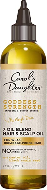 Carol's Daughter 7 Oil Blend Scalp Oil | Hair Oil with