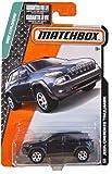 Matchbox MBX Explorers '14 Jeep Cherokee Trailhawk Blue #102/125