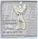 Amazon Price History for:The Grandparent Gift Boxed Wall Hanging, First Communion Angel