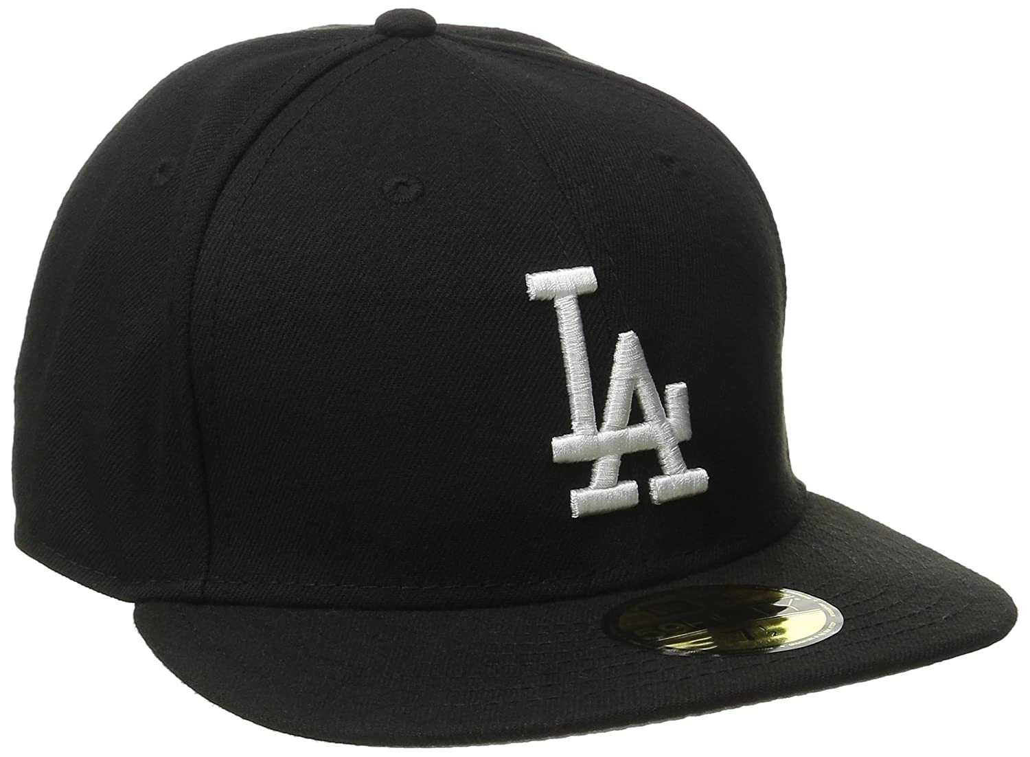 54d82d9a229 New Era MLB LA Dodgers 59Fifty Cap  New Era  Amazon.co.uk  Sports   Outdoors