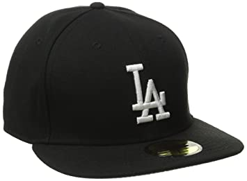 New Era MLB LA Dodgers 59Fifty Cap  New Era  Amazon.co.uk  Sports ... 8936435b511a