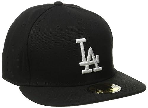 84c9b6343602c New Era Los Angeles Dodgers MLB Basic 59 Fifty - Gorra  Amazon.com ...