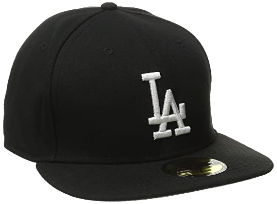 5c8394ed15d New Era MLB LA Dodgers 59Fifty Cap  New Era  Amazon.co.uk  Sports   Outdoors