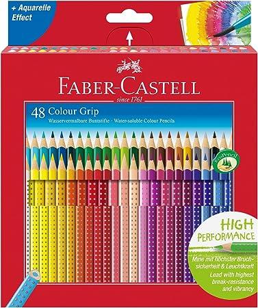 Faber Castell Premium Color Pencils 48 Colour