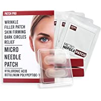 [PATCH PRO] Micro Needle Patch – Hyaluronic Acid Microneedle Eye Patches for Fine Lines, Eye Wrinkles, Dark Circles…