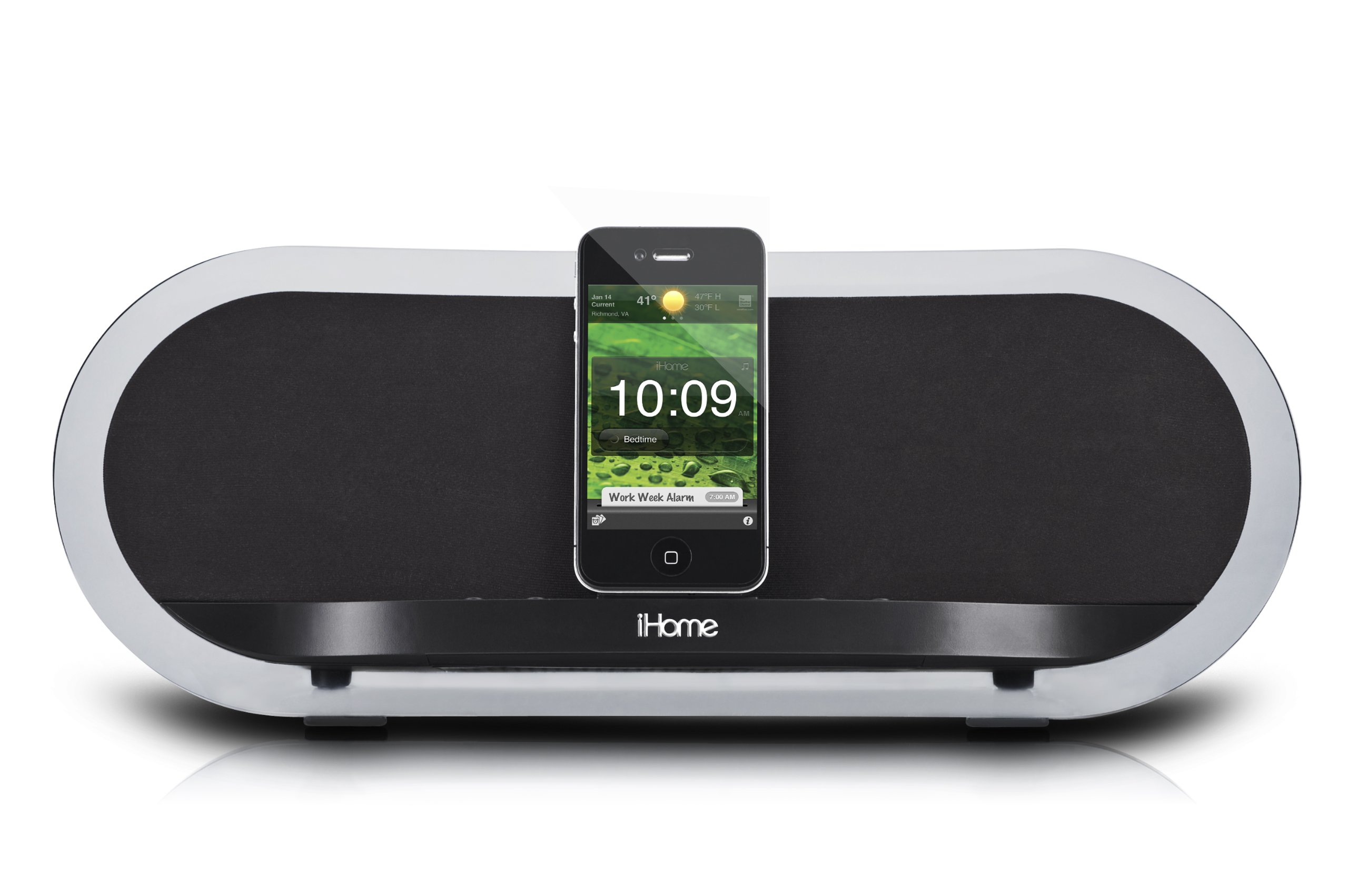 iHome iP3 Studio Series Audio System for iPhone/iPod by Sound Design (Image #3)