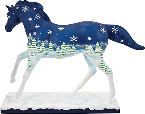 Animal World – Trail of Painted Ponies Old Fashioned Christmas Figurine