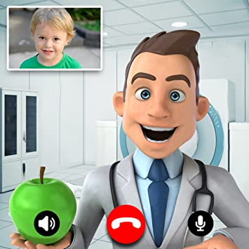 Puppet Doctor Live Video Call