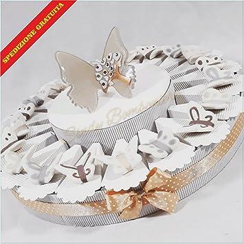 Kuchen Geburt Taufe Kommunion Junge Madchen Mit Thema Schmetterling