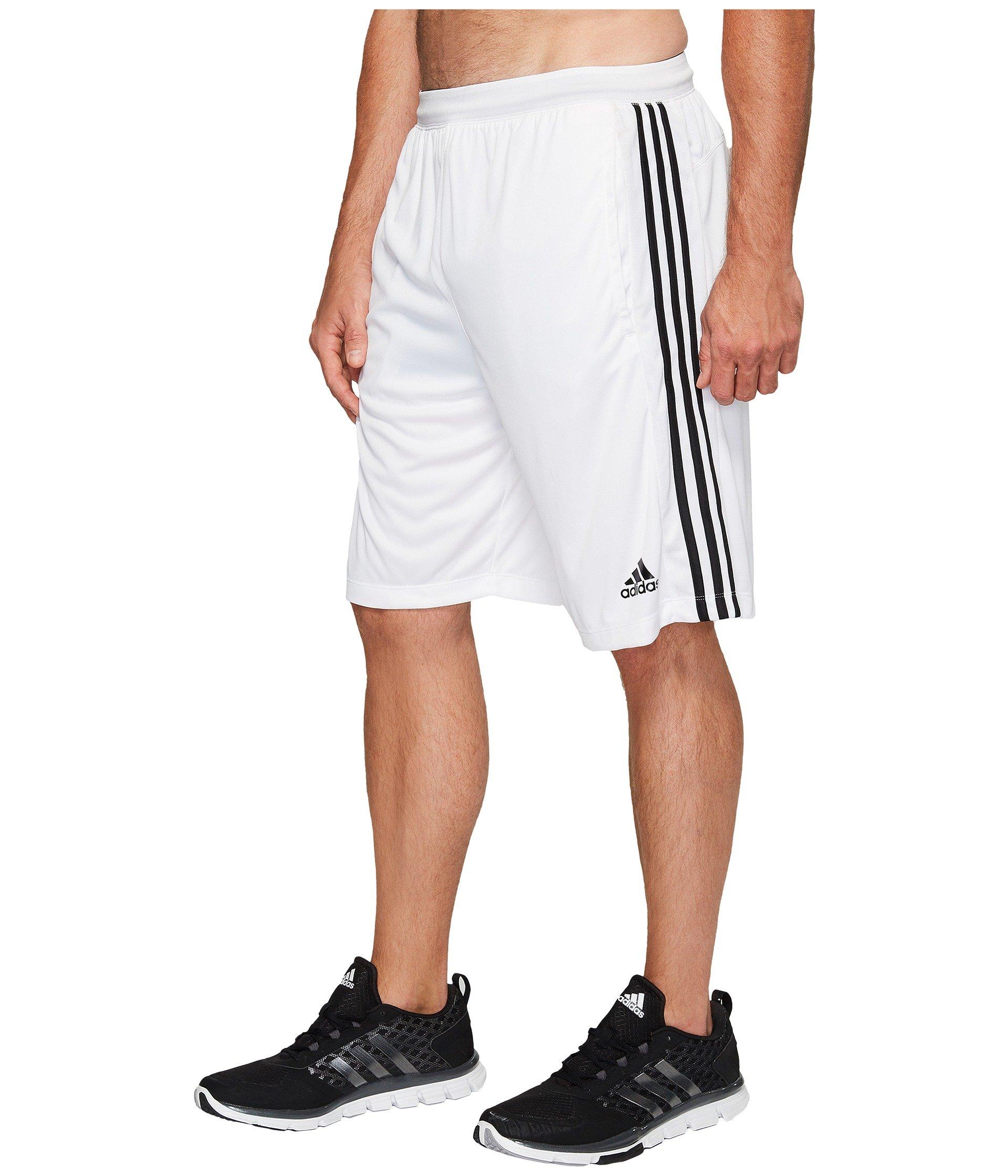 adidas Men's Big & Tall Designed-2-Move 3-Stripes