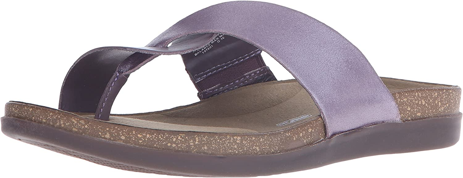 Rockport Women's Japan Maker New Ranking TOP2 Total Motion Romilly Thong Flip Curvy Flop