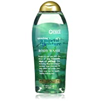 Deals on OGX Quenching + Sea Mineral Moisture Body Wash 19.5 Ounce