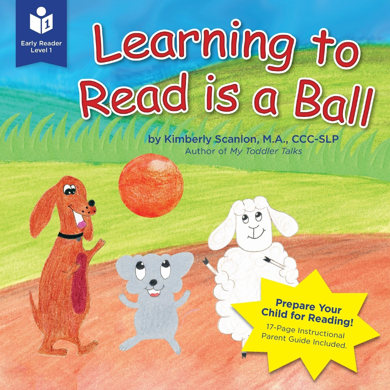 Learning Read Ball Kimberly Scanlon product image