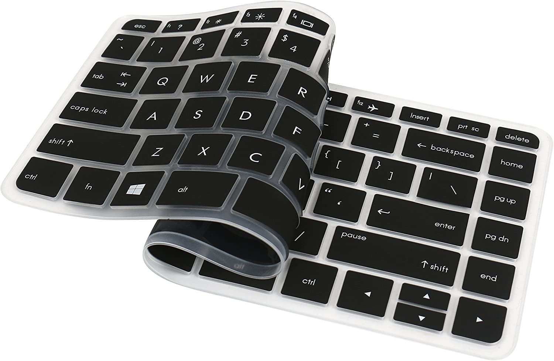 Ultra Thin TPU Clear Keyboard Cover Skin Protector for HP ENVY 14-j000 14-j004 14-ab010 14-ab011 14-ac137 14-ad006 Leze 2015 Release