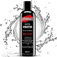 30 Days Miracle 2X Vitamin-E Hair Oil For Unisex - 200Ml