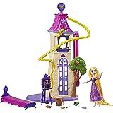 Disney Princess DPR Tangled Swinging Locks Castle Doll