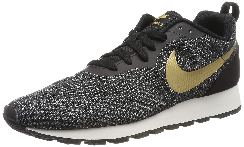 TALLA 40 EU. Nike MD Runner 2 Eng Mesh, Zapatillas de Deporte para Hombre