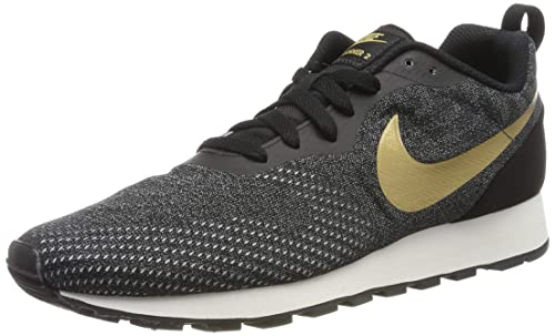 best authentic 53243 576fc Nike MD Runner 2 Eng Mesh, Zapatillas de Deporte para Hombre: Amazon.es:  Zapatos y complementos