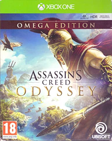 Xbox One - Assassins Creed Odyssey - Omega Edition - [Italian ...