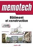 Memotech bâtiment et construction (2015)